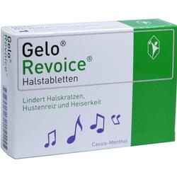 GELOREVOICE HALS CASSIS ME